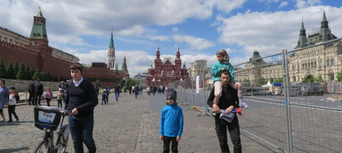Moscou / transsiberien
