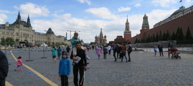 Moscou – Irkoustk en photos