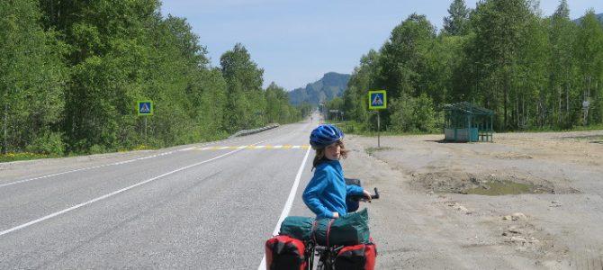 Russie : nos premiers tours de roues en photo