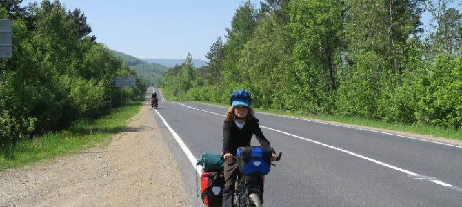 Premiers tours de roues en Russie