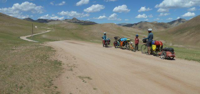 Mongolie : photos de Kharkorin à Möron