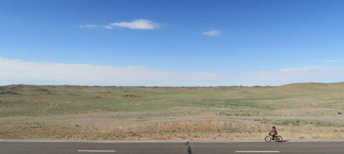 Le désert du Gobi par Tiago et Lilou