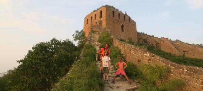 La cité interdite et la grande muraille par Tiago et Lilou