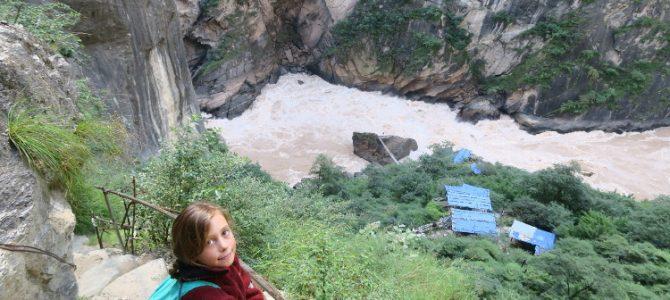 De Sangri La (Chine) au Laos…en passant par les gorges du saut du Tigre !