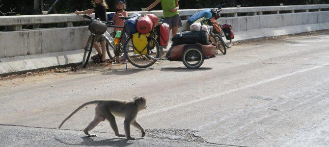Fin de la Thaïlande : de Mahasarakam à la frontière (vers Paksé)