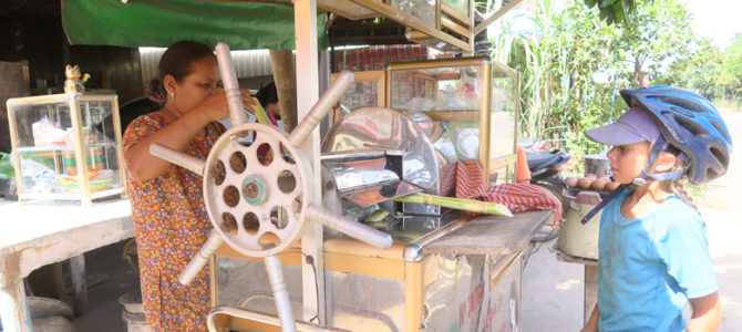 Cambodge : un peu de vélo et beaucoup d'Histoire…