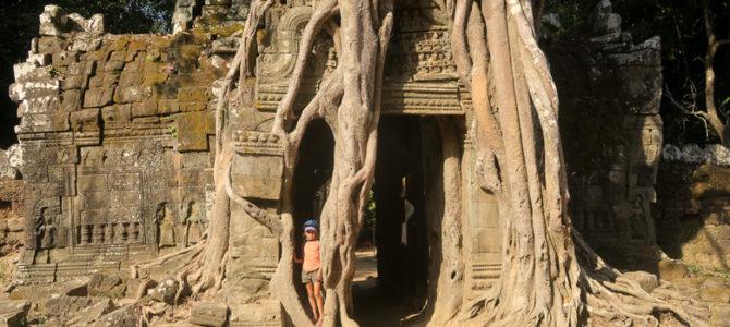Le Cambodge en photos