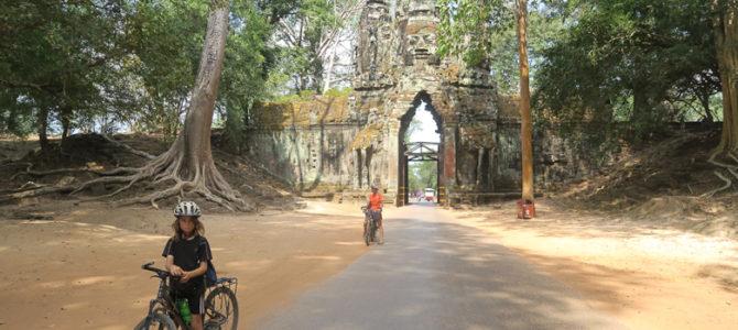 Histoire du Cambodge par Tiago et Lilou