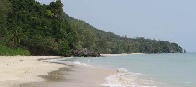 Thaïlande : côté golfe du Siam !