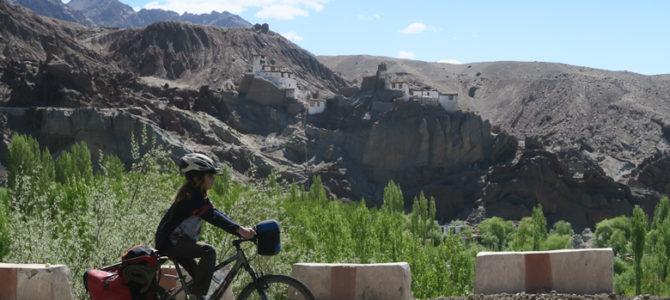 Ladakh : premiers tours de roue