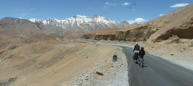 De Leh à Keylong, sur la plus haute route du monde !