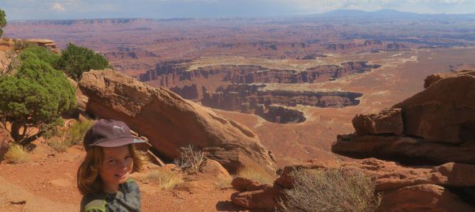 Moab et l'impressionnant parc National de Canyonland