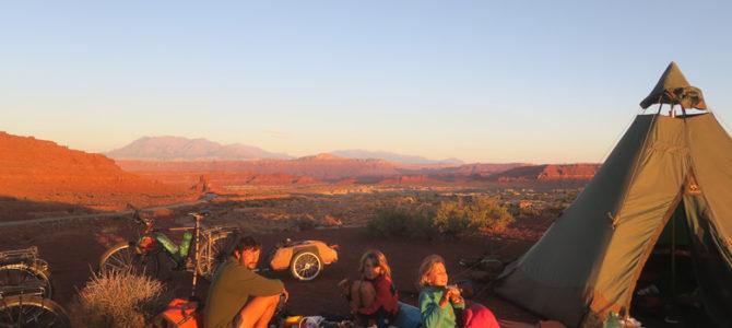 De moab a hanksville : de belles rencontres et d'extraordinaires paysages