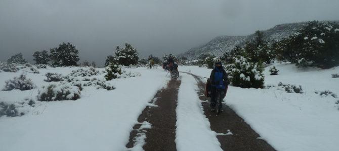 Sous la neige (par Tiago)