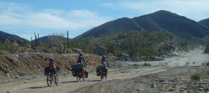 Arrivée au Mexique : la Basse Californie !!