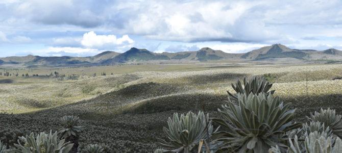 De la Colombie à l'Equateur : toujours des montagnes (2eme partie)