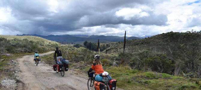 Les photos de la Colombie à l'Equateur