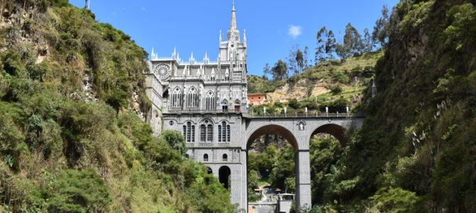 De la Colombie à l'Equateur : toujours des montagnes !