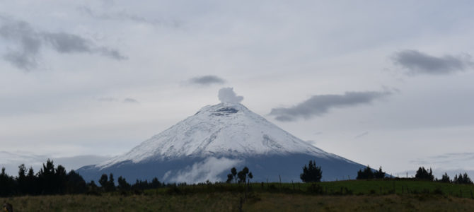 Les photos entre Otavalo et Ambato