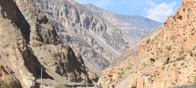 Pérou de Trujillo à Caraz : désert côtier et profond canyon !