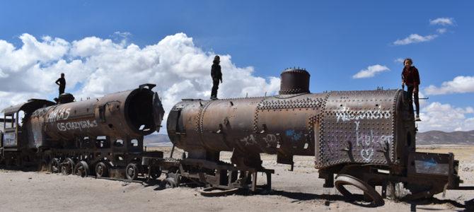 Derniers jours en Bolivie…On a bien failli rester !