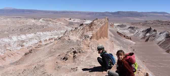 Premières photos du Chili
