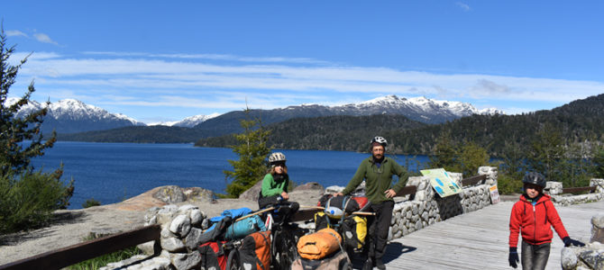 En route pour la Patagonie !