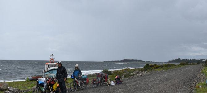 Nos débuts en Patagonie chilienne !