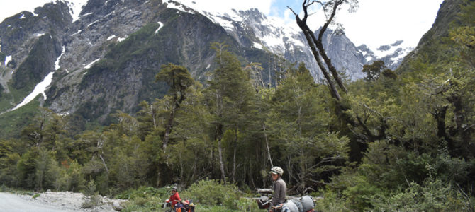 Carratera australe : d'Hornopiren à Coyhaique en photos