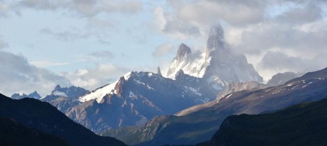 Passage de la frontière Chili-Argentine entre O'Higgins et El Chalten :