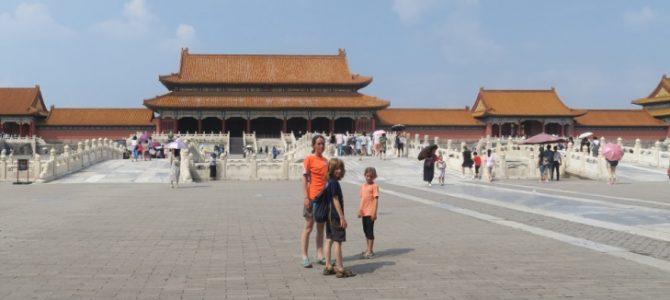 Premières photos de Chine : Beijing et la grande muraille